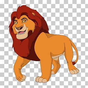 The Lion King Simba Mufasa Zazu Nala PNG