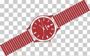 Watch Bracelet Illustration PNG