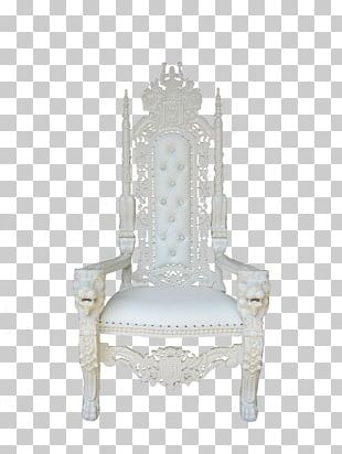 Chair Table Throne Furniture Living Room PNG