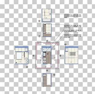 Window House Floor Plan PNG