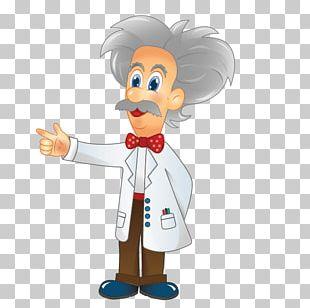 Animated Cartoon Animation Professor Teacher PNG