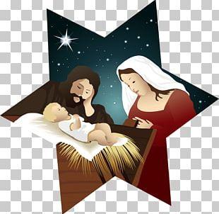 Nativity Of Jesus Child Jesus Christmas Nativity Scene PNG