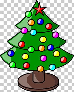 Christmas Tree Free Content PNG
