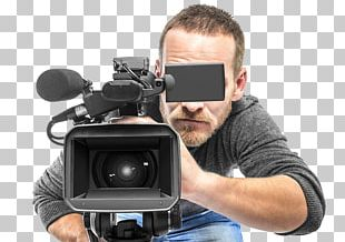 Camera Operator Stock Photography PNG