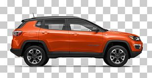 2017 Jeep Compass Jeep Trailhawk 2018 Jeep Compass Car PNG