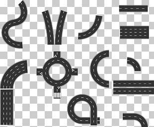 Road Transport Curve Euclidean PNG