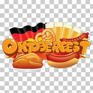 Oktoberfest Bratwurst German Cuisine Hot Dog PNG