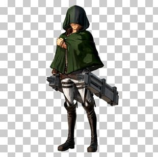 Attack On Titan 2 A.O.T.: Wings Of Freedom Eren Yeager Character PNG