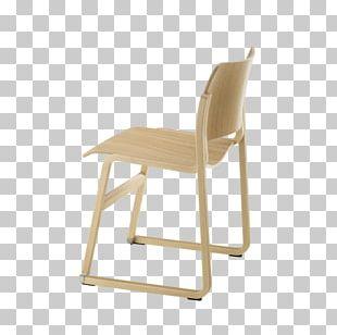 Chair Garden Furniture Wood Armrest PNG