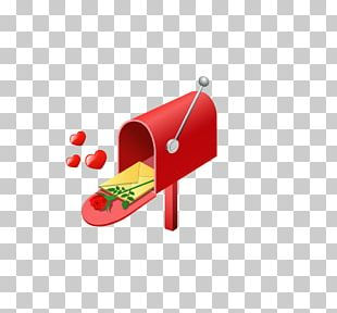 Post Box Letter Icon PNG
