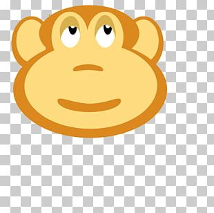 Monkey Japanese Macaque Animation PNG