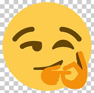 Smiley Emoji Emoticon Discord PNG