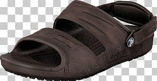 Slipper Shoe Crocs Sandal Blue PNG