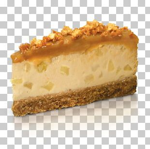 Cheesecake Banoffee Pie Dessert Caramel Apple Food PNG