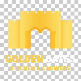 Paint Gold Color Logo PNG