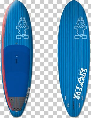Standup Paddleboarding Surfboard Carbon Fibers PNG