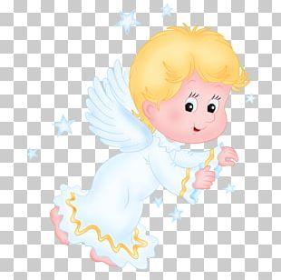 Angel Infant Child PNG