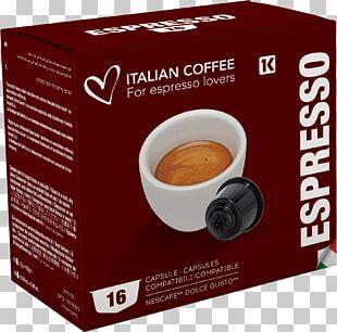 Dolce Gusto Coffee Espresso Latte Italian Cuisine PNG