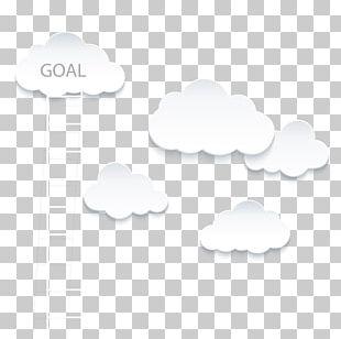 Cloud White Euclidean PNG
