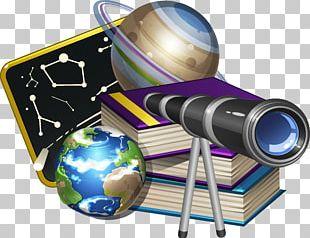 Euclidean Astronomy Icon PNG