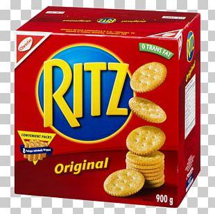 Ritz Crackers Food Nabisco Cheese PNG