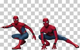 Spider-Man Hulk Iron Man Marvel Cinematic Universe PNG