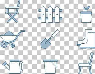 Garden Tool Icon PNG