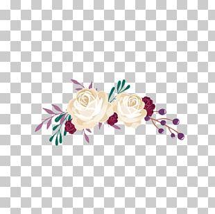 Flower The Secret Garden Floral & Events Floristry TrueType Font PNG