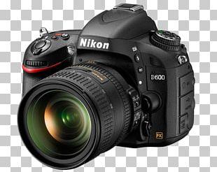 Nikon D610 Nikon D600 Digital SLR Single-lens Reflex Camera PNG