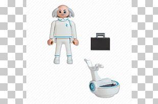 Playmobil Super 4 Dr. X (6690) Playmobil 6690 Super 4 Technopolis Dr. X Toy PNG