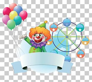 Clown Stock Photography Illustration PNG