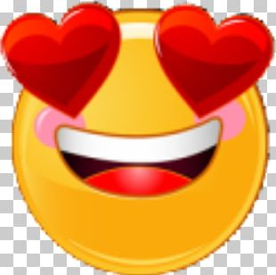 Emoticon Smiley Heart Online Chat PNG