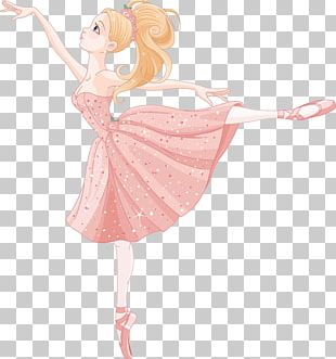Ballet Dancer Cartoon PNG