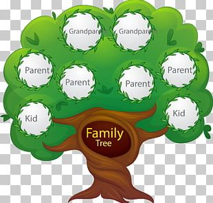 Family Tree Euclidean Generation PNG
