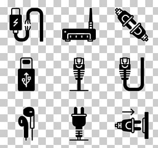 Computer Icons Electrical Connector Electrical Cable Twisted Pair Structured Cabling PNG