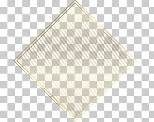 Triangle Beige Pattern PNG