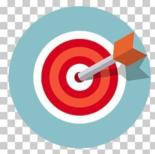 Target Market Targeted Advertising Bullseye Shooting Target PNG