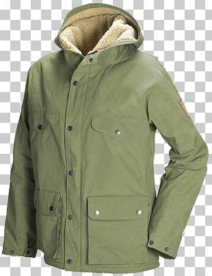 Fjällräven Jacket Hiking Winter Clothing PNG