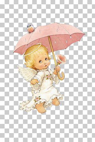 Infant Angel Child PNG