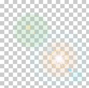 Light Luminous Efficacy Lens Flare PNG