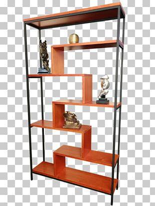 Shelf Bookcase Bedside Tables Armoires & Wardrobes PNG