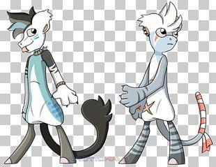 Cat Horse Mammal Animal Pet PNG