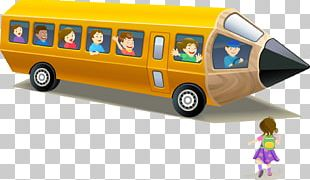 School Bus Drawing Pencil PNG