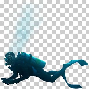 Underwater Diving Scuba Diving Swimming Icon PNG