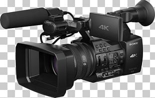 Video Cameras 4K Resolution Professional Video Camera PNG