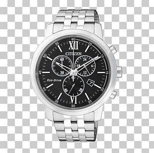 Watch Eco-Drive Citizen Holdings Chronograph Water Resistant Mark PNG
