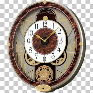 Seiko Mantel Clock Alarm Clocks Digital Clock PNG
