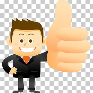 Thumb Signal Business Service PNG