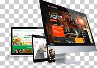 Web Development Responsive Web Design Website PNG
