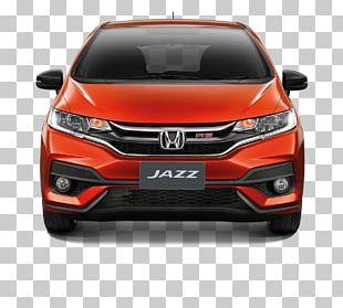 2018 Honda Fit 2017 Honda Fit Car Honda City PNG